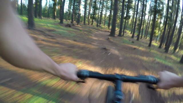 Mountain-Biking-Personal-perspective-video