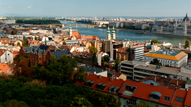 Stadtteil-Buda-Budapest-Ungarn