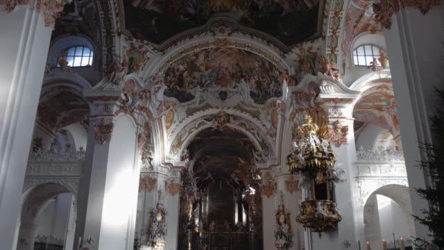 Einsiedeln-Abbey-Church-Interior