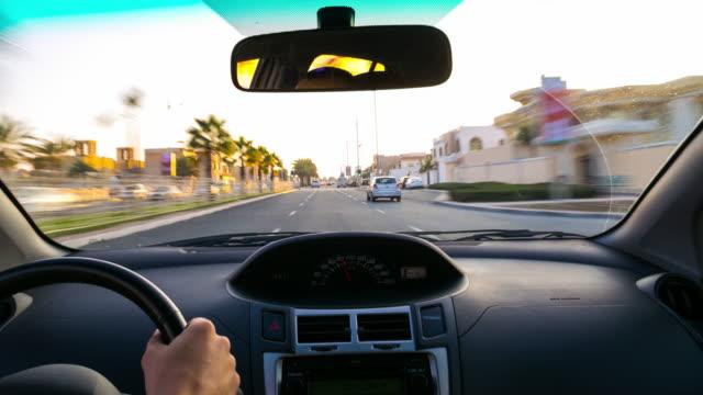 road-película-lapso-de-tiempo-de-la-ciudad-de-dubai