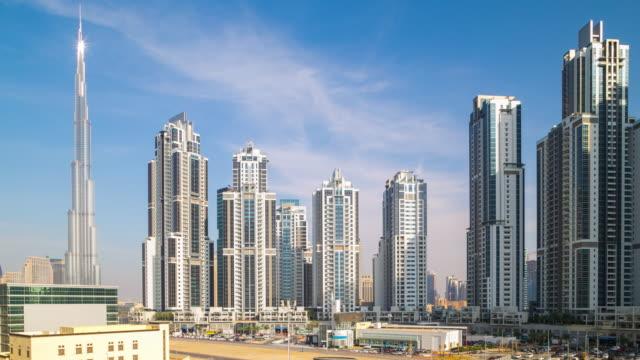 burj-khalifa-view-from-dubai-business-bay-time-lapse