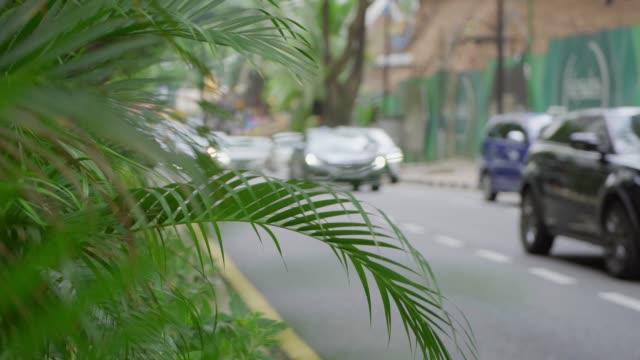 Tráfico-en-las-calles-de-Kuala-Lumpur