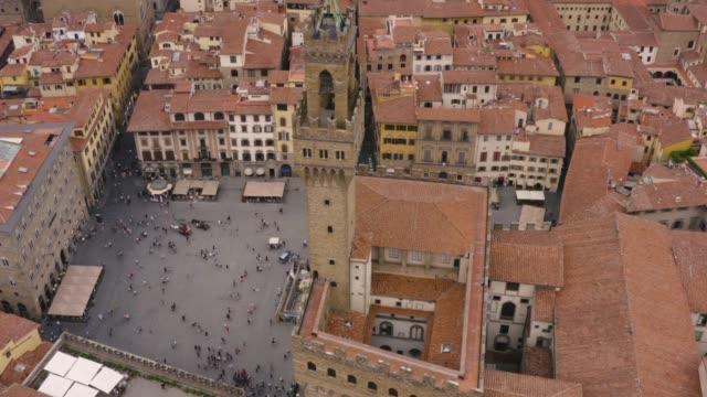 Palazzo-Vecchio-from-Above---4K