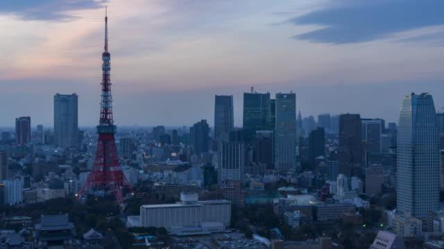 Time-Lapse-of-Tokyo-Cityskyline-in-Japan-