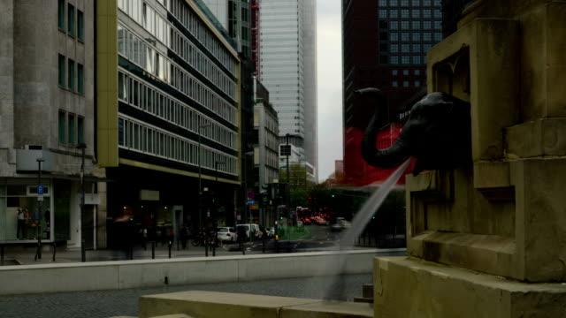 Frankfurt-Germany-street-time-lapse