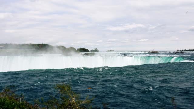 Drop-Point-of-Horseshoe-Falls-Niagara-From-the-Rear