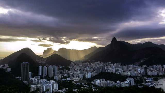 Brazil-Rio-sunset-as-seen-from-Sugar-Loaf-rocks