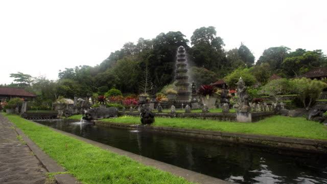 Tirta-Gangga-on-Bali-Hindu-temple