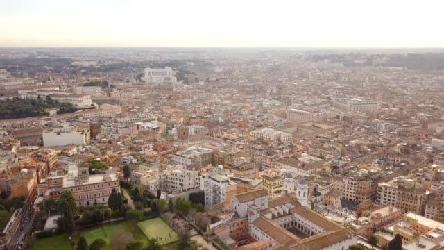 Cityscape-of-Rome