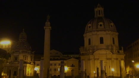 A-night-view-of-Rome-2