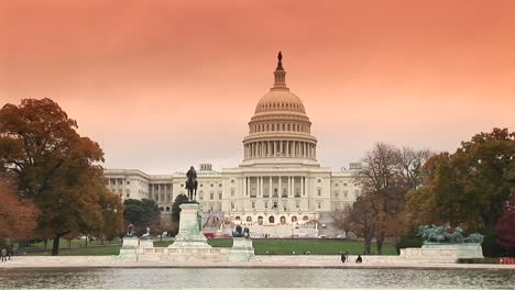 The-Capitol-building-in-Washington-DC