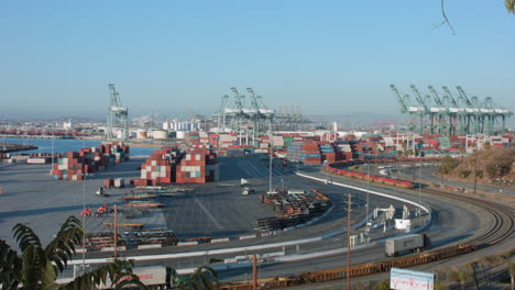 An-overview-of-San-Pedro-harbor-in-Los-Angeles-California-1