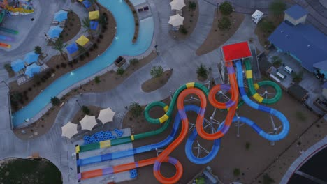 Aerial-view-of-a-water-park-near-Las-Vegas-Nevada-1