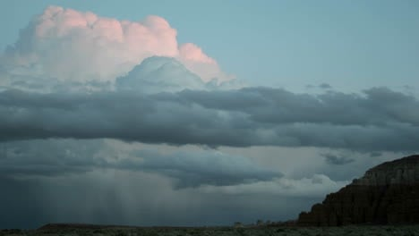 Thunderheads-over-Goblin-Valley-State-Park-take-on-shades-of-pink-in-the-goldenhour