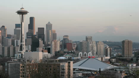 The-Seattle-Space-Needle-stands-on-the-left-of-this-timelapse-shot-of-Seattle-s-skyline-1