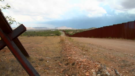 The-US-Mexico-border-region-becomes-a-focal-point-for-immigration-issues