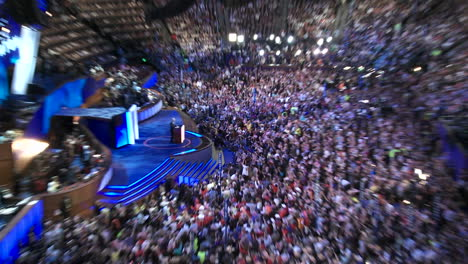Bill-Clinton-Gives-Delivers-A-Pro-Barack-Obama-Speech-At-The-2008-Democratic-National-Convention-In-Denver-Colorado