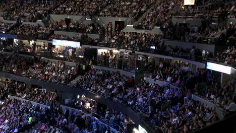 A-Packed-Stadium-At-Pepsi-Center-As-Bill-Clinton-Delivers-A-Pro-Barack-Obama-Speech