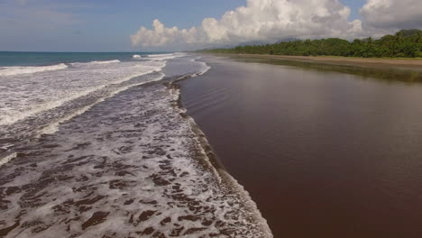 Beautiful-Aerial-Over-The-Coast-And-Beaches-Of-Costa-Rica-3
