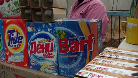 A-Russian-detergent-named-Barf-stads-beside-other-boxes-of-detergent