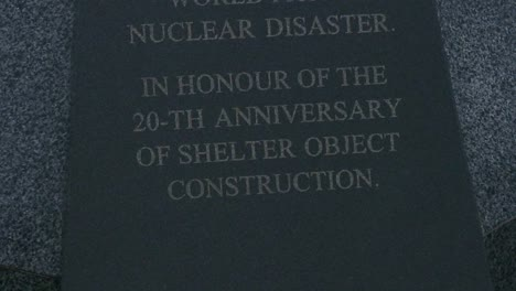 A-plaque-honors-the-disaster-at-Chernobyl