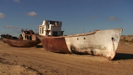 Old-abandoned-ships-signify-the-ecological-disaster-that-is-the-Aral-Sea-in-Kazakhstan-or-Uzbekistan-1