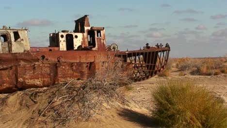 Old-abandoned-ships-signify-the-ecological-disaster-that-is-the-Aral-Sea-in-Kazakhstan-or-Uzbekistan-2