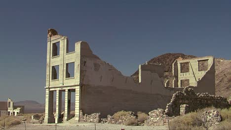 The-old-ghost-town-of-Rhyolite-Nevada-near-Death-Valley-national-park-1