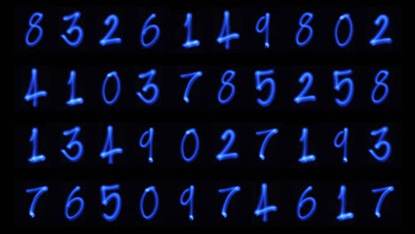Light-Numbers