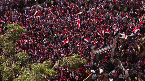 Overhead-view-of-a-large-rally-in-Tahrir-Square-in-Cairo-Egypt-1