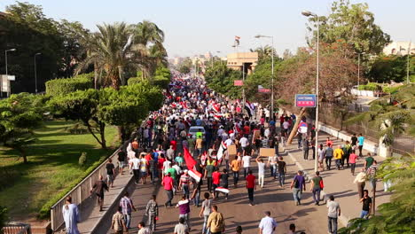 A-large-protest-march-in-Cairo-Egypt-2