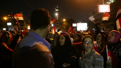 Protestors-chant-at-a-nighttime-rally-in-Tahrir-Square-in-Cairo-Egypt-5