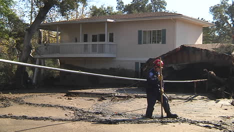 Fire-Crews-Inspect-Damage-From-The-Mudslides-In-Montecito-California-Following-The-Thomas-Fire-Disaster