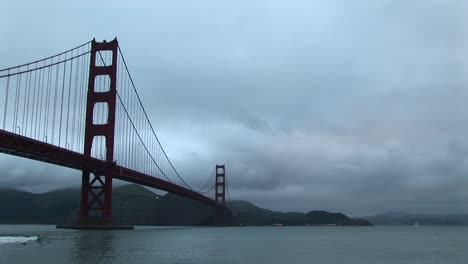 Footage-Of-Both-The-Worldfamous-Golden-Gate-Bridge-And-The-Natural-Beauty-Of-The-Marin-Headlands-Opposite-San-Francisco