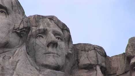 Thomas-Jefferson-Is-Featured-In-This-Closeup-Of-Mt-Rushmore
