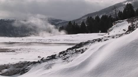 The-Camera-Captures-The-Wind-Blowing-The-Steam-Rising-From-The-Hot-Springs\-Terraces