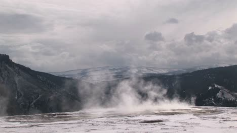 Steam-From-A-Hot-Springs-Pool-Blends-Seamlessly-With-A-Cloudy-Winter-Sky-Above