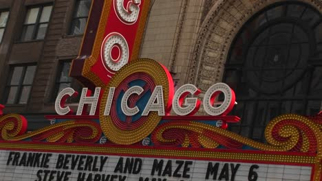 The-Marquee-Of-Chicago-S-Historic-Landmark-Chicago-Theater
