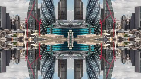 London-Aldwych-Skyline-Abstract-4K-00