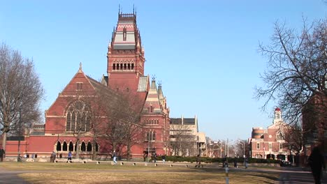 A-Look-At-One-Of-The-Churches-On-The-Harvard-Campus