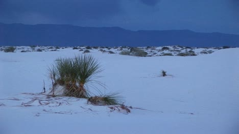 The-White-Sands-National-Monument-In-New-Mexico
