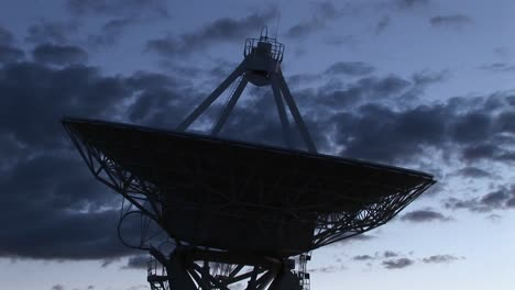 Closeup-Of-A-Dish-Of-An-Array-At-The-National-Radio-Astronomy-Observatory-In-New-Mexico