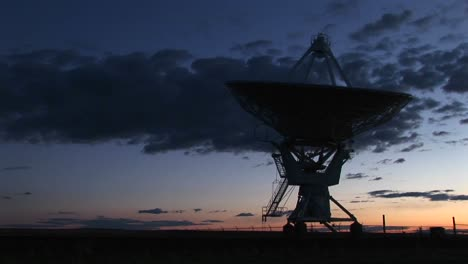 Medium-Shot-Of-An-Array-At-The-National-Radio-Astronomy-Observatory-In-New-Mexico-2