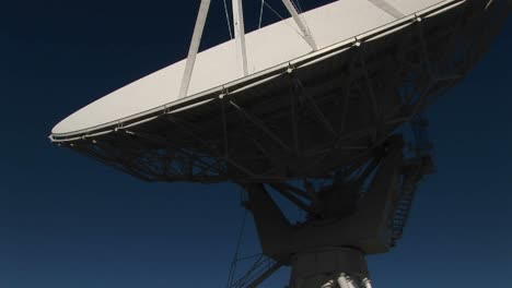 Panup-Of-A-Satellite-Dish-At-The-National-Radio-Astronomy-Observatory-In-New-Mexico