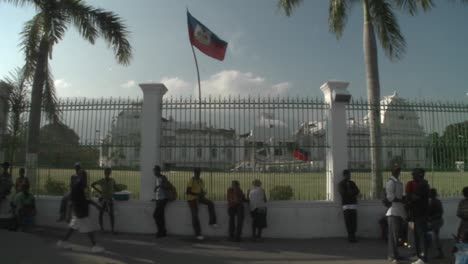 The-rubble-of-the-Presidential-Palace-in-Haiti-following-the-earthquake-1