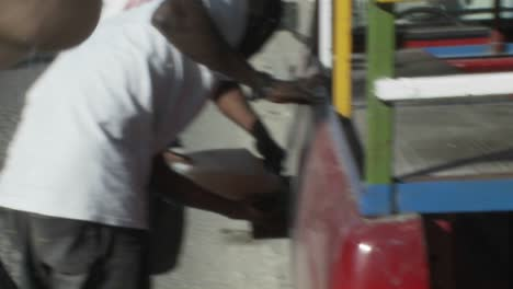 Gas-rationing-on-the-streets-of-Haiti-following-the-earthquake