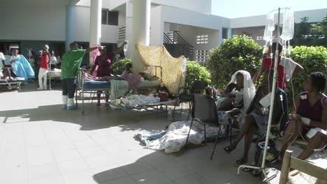 Exterior-of-a-hospital-or-medical-facility-in-Haiti