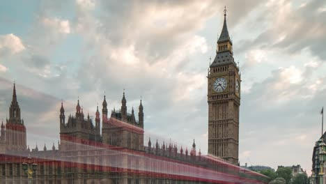 Big-Ben-houses-of-parliament-4K-timelapse