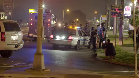 Military-style-police-vehicles-invade-Ferguson-Missouri-during-rioting-there-1