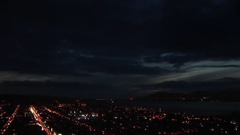 Panningshot-from-a-night-sky-to-the-San-Francisco-area
